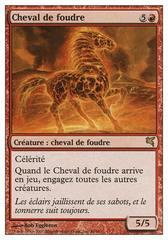 Cheval de foudre (Thundermare)