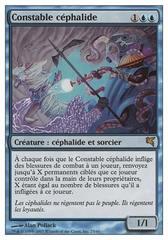 Constable céphalide (Cephalid Constable)