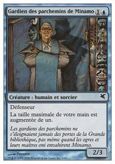 Gardien des parchemins de Minamo (Minamo Scrollkeeper)