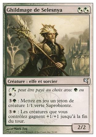 Ghildmage de Selesnya (Selesnya Guildmage) #51/60