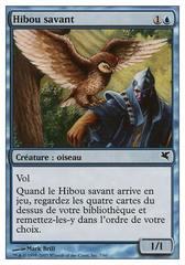 Hibou savant (Sage Owl) #7/60