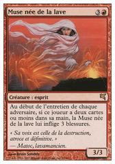 Muse née de la lave (Lavaborn Muse)