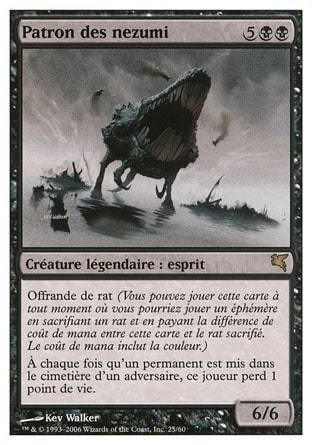 Patron des nezumi (Patron of the Nezumi)
