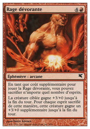 Rage dévorante (Devouring Rage)