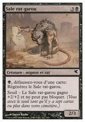 Sale rat-garou (Dirty Wererat) #7/60