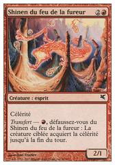 Shinen du feu de la fureur (Shinen of Fury's Fire) #42/60