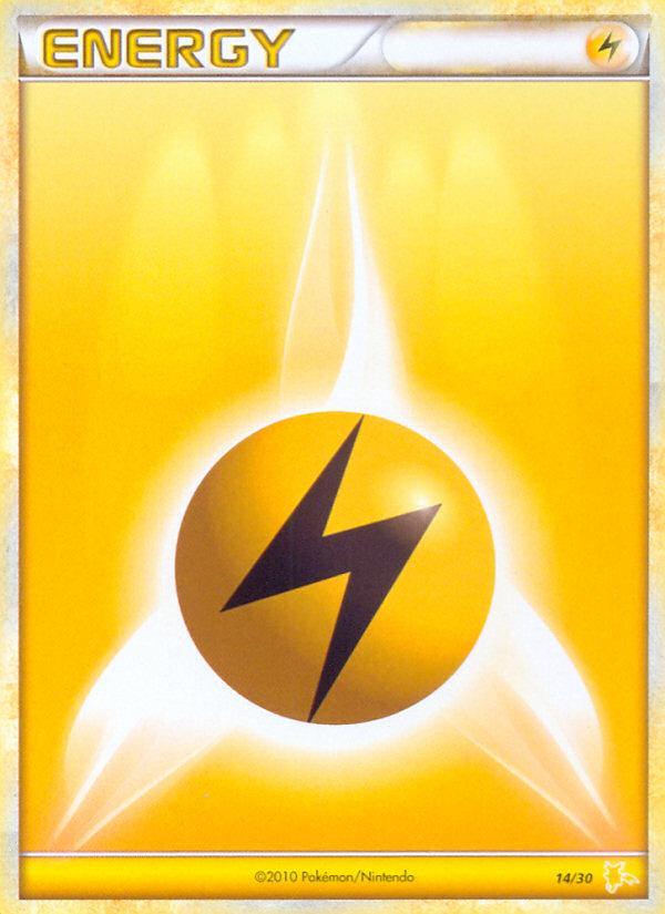 Lightning Energy - 14/30 - XY Trainer Kit (Raichu)