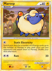 Mareep - 20/30 - XY Trainer Kit (Raichu)