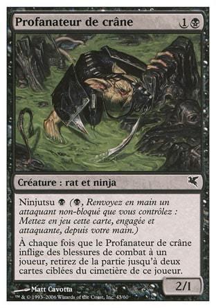 Profanateur de crâne (Skullsnatcher) #43/60