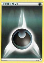 Darkness Energy - 10/30 - BW Trainer Kit (Zoroark)