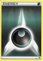 Darkness Energy - 20/30 - BW Trainer Kit (Zoroark)
