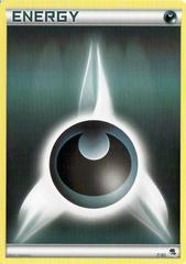 Darkness Energy - 7/30 - BW Trainer Kit (Zoroark)