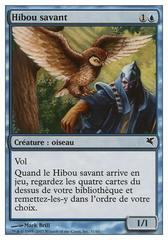Hibou savant (Sage Owl) #31/60