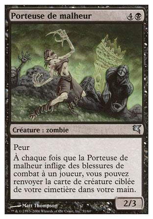 Porteuse de malheur (Woebearer) #51/60