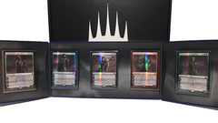 2016 San Diego Comic-Con Zombie Planeswalker Card Boxed Set-of-5 - SDCC Exclusive Promo Set