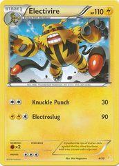 Electivire - 4/30 - XY Trainer Kit: Pikachu Libre & Suicune (Pikachu Libre)