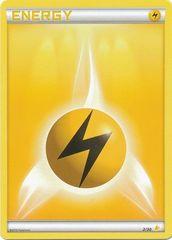 Lightning Energy - 17/30 - XY Trainer Kit: Pikachu Libre & Suicune (Pikachu Libre)