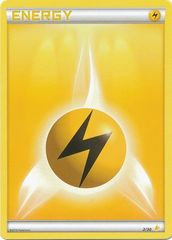 Lightning Energy - 9/30 - XY Trainer Kit: Pikachu Libre & Suicune (Pikachu Libre)