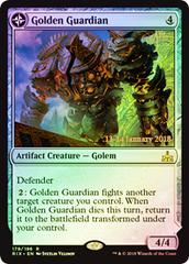 Golden Guardian // Gold-Forge Garrison - Foil - Prerelease Promo