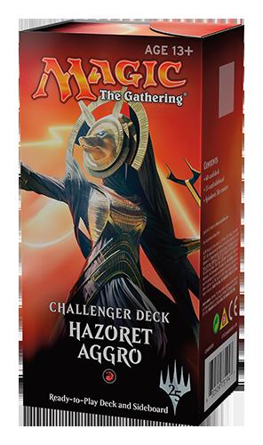 Challenger Deck - Hazoret Aggro