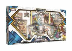 Legends of Johto GX Premium Collection Box