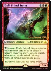 Etali, Primal Storm - Foil - Prerelease Promo