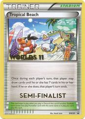 Tropical Beach (Semi-Finalist) - BW28 - Promotional