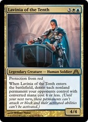 Lavinia of the Tenth