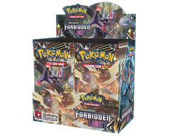 Pokemon Sun & Moon: Forbidden Light Booster Box