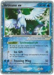 Articuno-EX - 32 - EX Collector's Window Tins