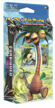 Pokemon Sun & Moon: Forbidden Light Theme Deck - Alolan Exeggutor