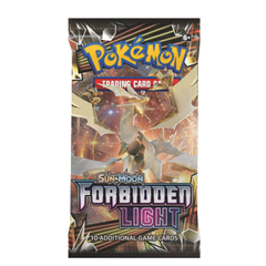 Sun & Moon - Forbidden Light Booster Pack