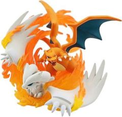 Reshiram & Charizard GX Collectible Figure