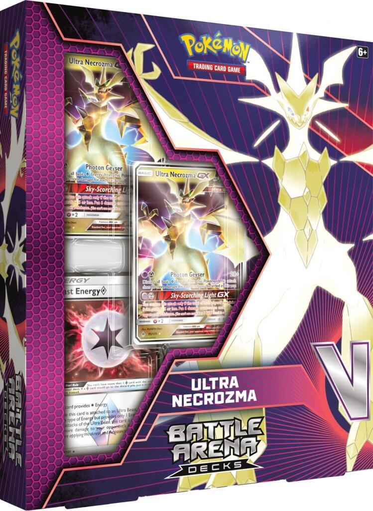 Battle Arena Decks Rayquaza vs. Ultra Necrozma - Ultra Necrozma Deck