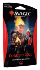 Core Set 2020 Theme Booster - Red