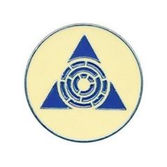 Ravnica Allegiance Guild Pin - Azorius