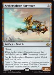 Aethersphere Harvester - Foil
