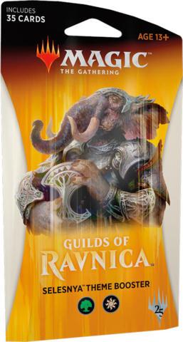 Guilds of Ravnica Theme Booster - Selesnya