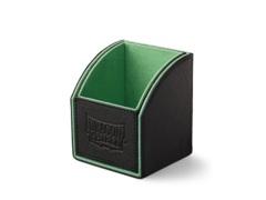 Dragon Shield Black/Green Nest 100+ Deck Box