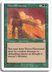 Thorn Elemental - Oversized Promo