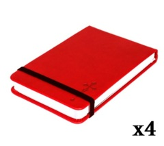 Sign in Blood - Spell Book Life Counter [Set of 4] ~ RED