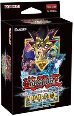 Darkside of Dimensions Movie Pack Secret Edition