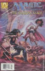 Magic the Gathering The Shadow Mage (1995) #4