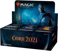 Core Set 2021 Booster Box (Ships Jul 3)