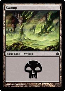 Swamp (151) - Foil