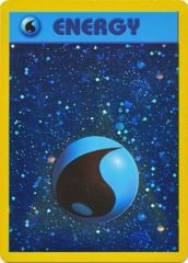 Water Energy - Starfoil Promo