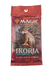Ikoria: Lair of Behemoths Booster Pack - Japanese Edition