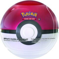 Pokemon Poke Ball Tin Wave 4 - 2020 - PokeBall