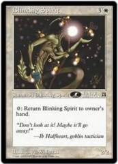 Blinking Spirit - Oversized Promo