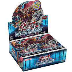High-Speed Riders Booster Box